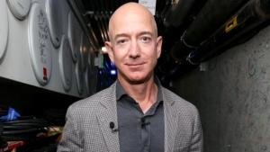 Jeff Bezos is going to space on 1st crewed flight of Blue Origin rocket from Van Horn
