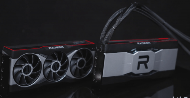 AMD Radeon RX 6900 XT LC 'Liquid Cooled' Graphics Card Pictured & Tested, Benchmarks Unveil 5% Faster Than Reference Model