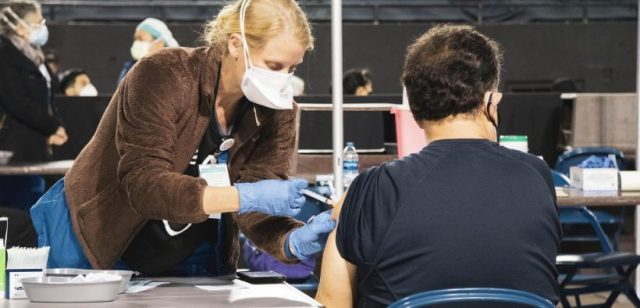 El Paso, other border counties lead Covid-19 vaccination efforts across Texas