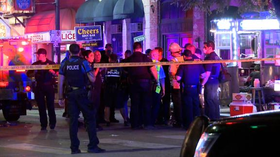 1 of 14 victims hurt in Austin mass shooting dies