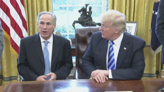 Watch LIVE: Trump visits Texas to tour U.S.-Mexico border with Abbott