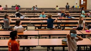Texas families with students receiving free or reduced-price lunches could be eligible for up to $1,200 in food aid