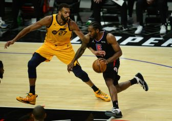 Utah Jazz's Mike Conley (hamstring) out again for Game 5