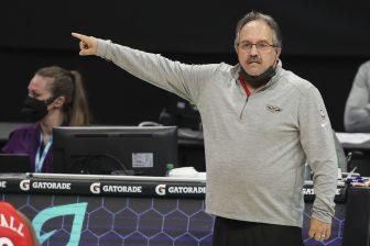 Washington Wizards, head coach Scott Brooks part ways