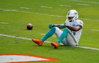 Miami Dolphins cornerback Xavien Howard absent from minicamp