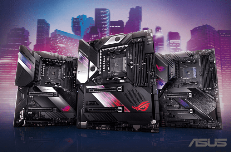 ASUS Rolls Out AMD AGESA 1.2.0.3 Patch C BETA BIOS Firmware For X570 ROG Motherboards