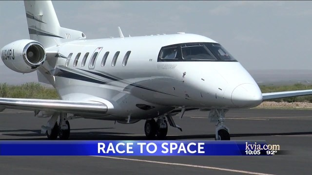 Culberson County airport braces for heavy flight load due to Bezos space voyage