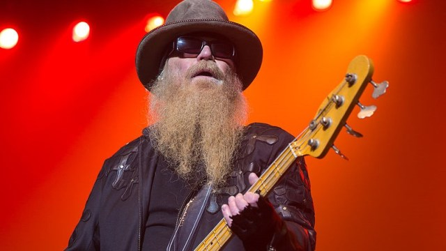 ZZ Top's bearded bassist Dusty Hill dies in Texas at age 72 7
