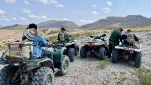 Migrant's body found along border in Hudspeth County