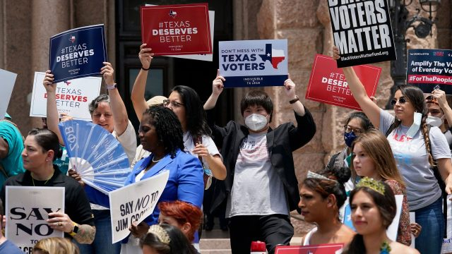 Watch LIVE: Congressional committee holds hearing on Texas voting rights