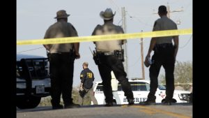 Federal judge largely faults Air Force for 2017 Texas church shooting