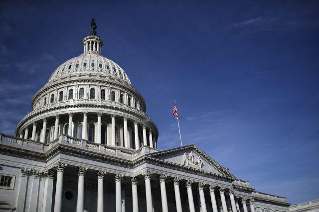 Three Texas state House Democrats who traveled to Washington