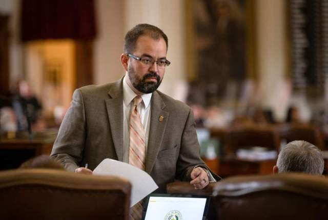 El Paso's Moody stripped of speaker pro tem title due to Texas House Dems walkout