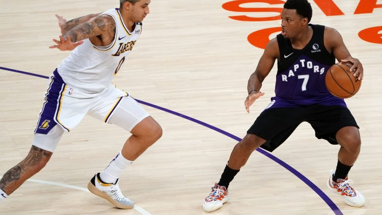 los angeles lakers trade for kyle lowry