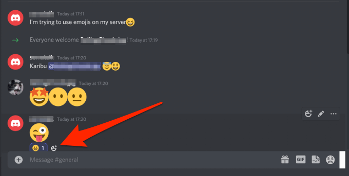 11 how to find and use emojis on discord add reaction