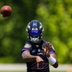 NFL: Baltimore Ravens OTA
