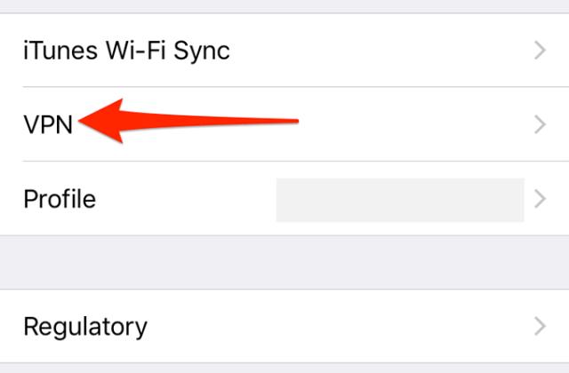14 iphone vpn settings