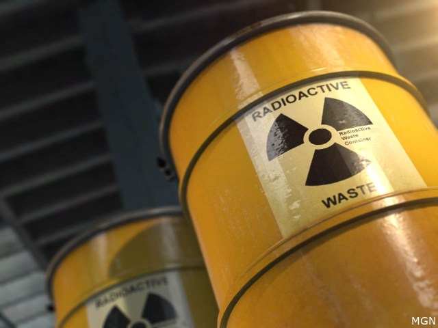 U.S. grants license for temporary nuclear waste dump in west Texas