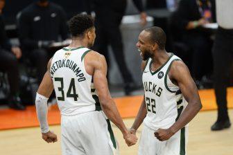 NBA Finals Milwaukee Bucks at Phoenix Suns 16419422 336x224 2