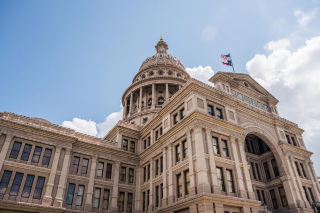 The new Texas voting law includes these 7 major changes. Pictured is the Texas State Capitol on July 31