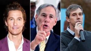 Beto discusses possible 3-way governor's race with Abbott, McConaughey