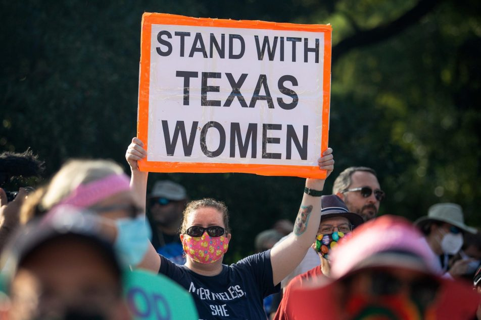 Texas Attorney General Ken Paxton asked the 5th US Circuit Court of Appeals on Friday to restore Texas' six-week abortion ban while a federal judge's ruling blocking the new law is appealed.