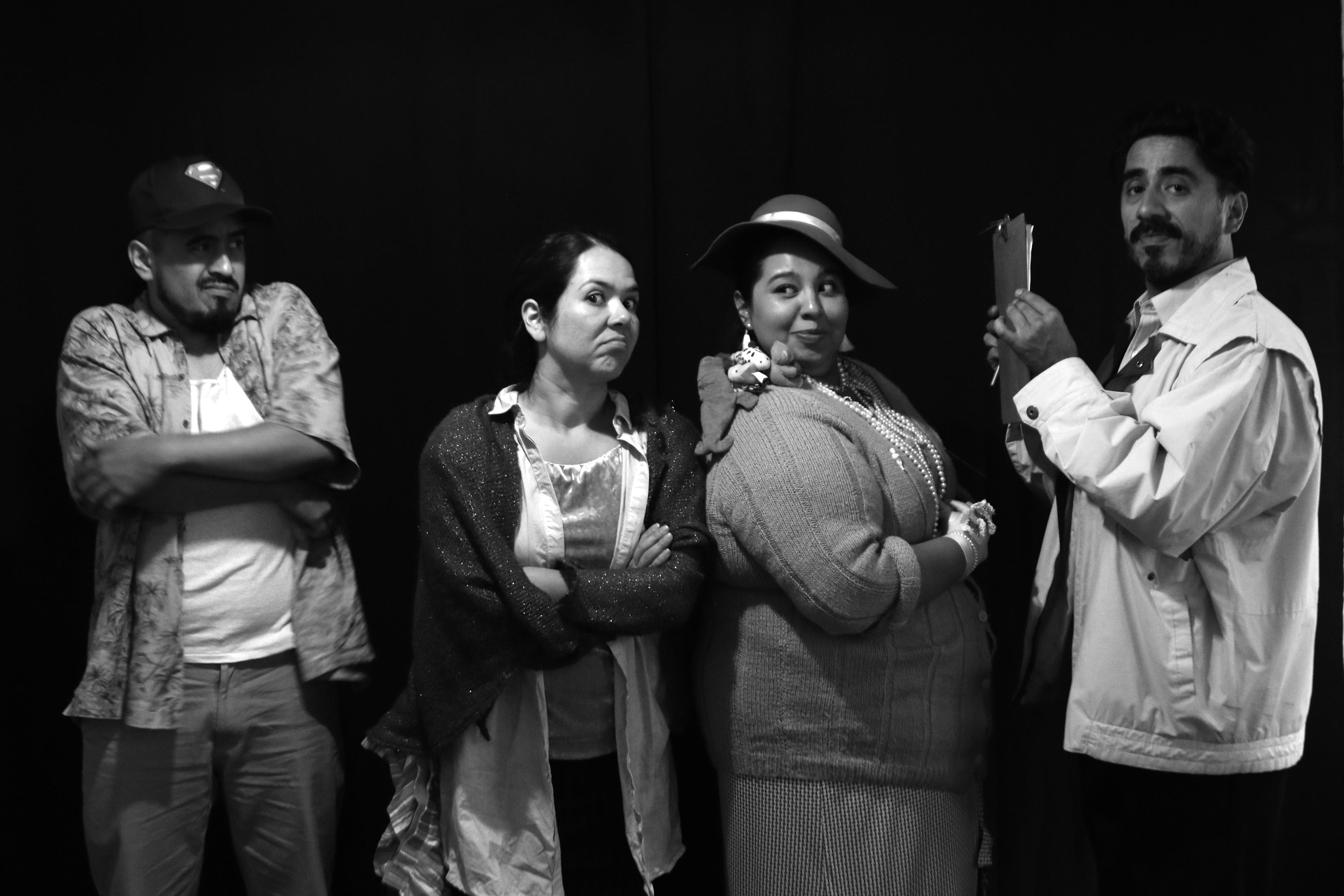 obra de teatro La Junta