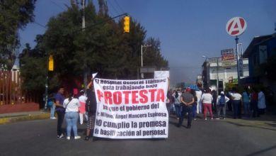 Photo of Enfermeras suspenden servicios en el Hospital de Tláhuac