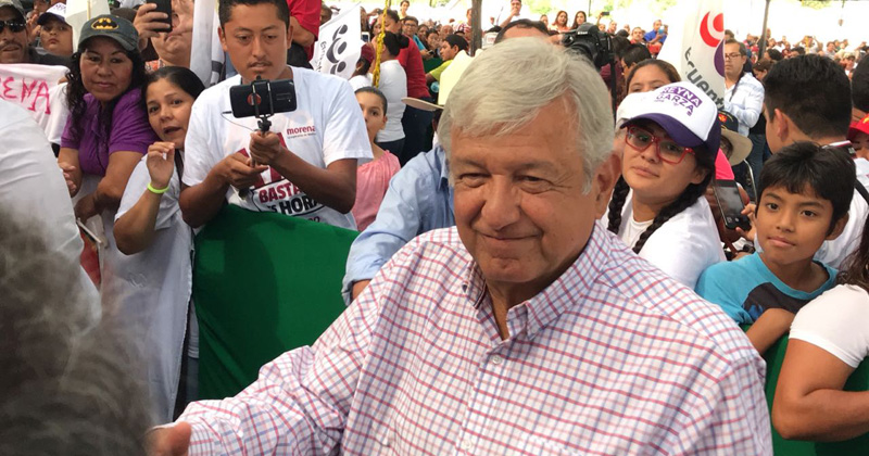 AMLO democracia sindical