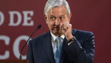 Photo of ¿Para eso quería ser Presidente?