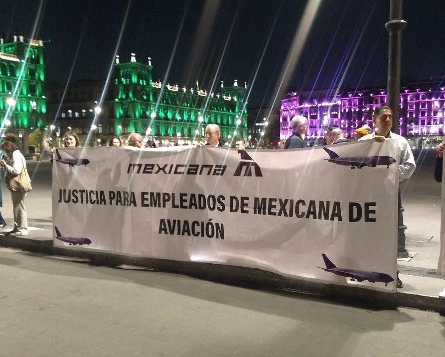 Mexicana trabajadores