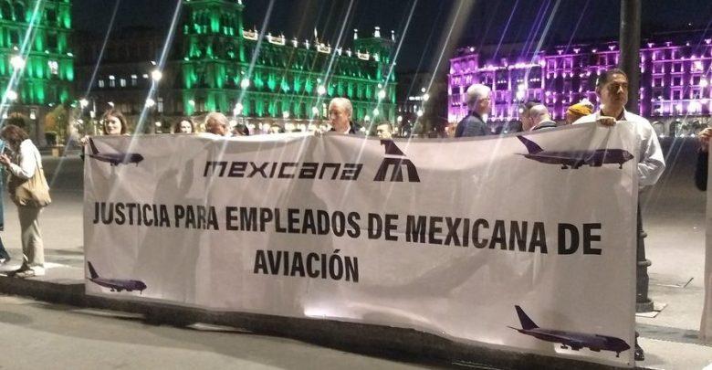 Photo of Sobrecargos de Mexicana exigen a AMLO rescate del fondo de pensiones