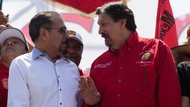 Photo of Líderes sindicales respaldaron las reformas laborales de AMLO