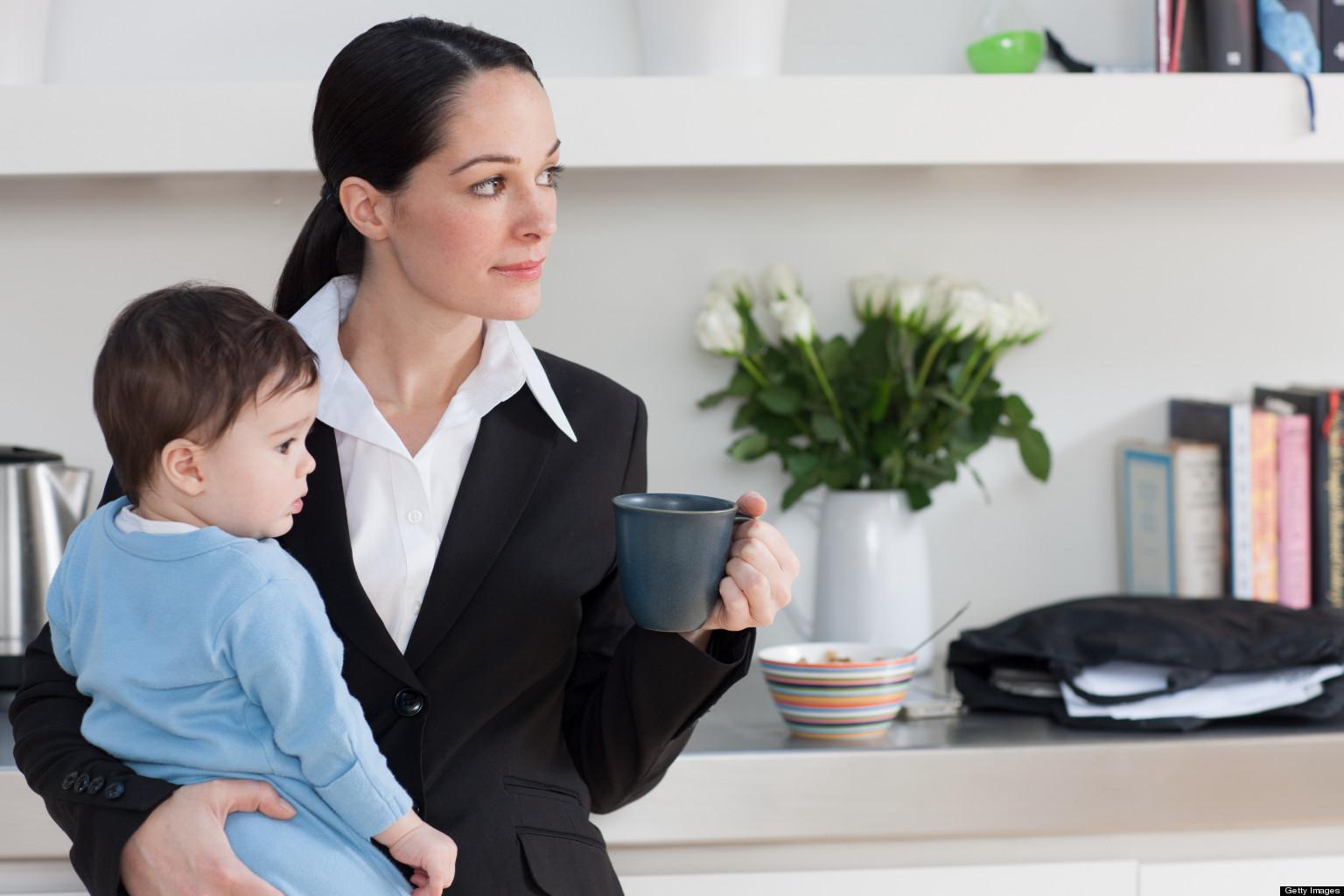 madre trabajadora
