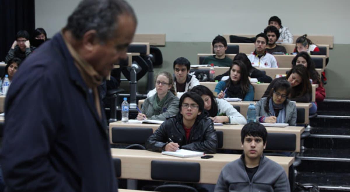 profesores universitarios