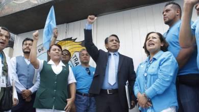 Photo of Trabajadores del SNTSS crearán tres nuevos sindicatos