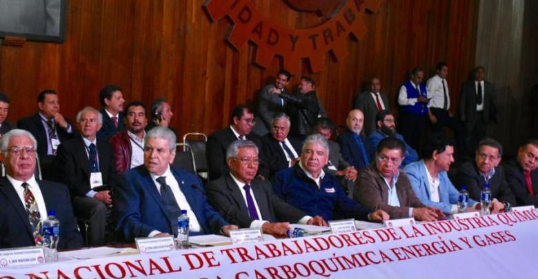 Photo of Ratifican al líder del Sindicato de la Industria Química y Petroquímica