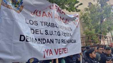 """Photo of """"Los juanes"""" se oponían a la elección democrática en el SUTGCDMX"""