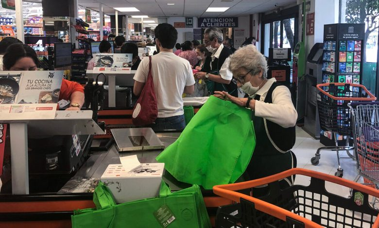 Photo of Empacadores adultos mayores se van a casa