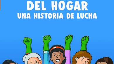 Photo of Lucha de trabajadoras del hogar contada en un comic