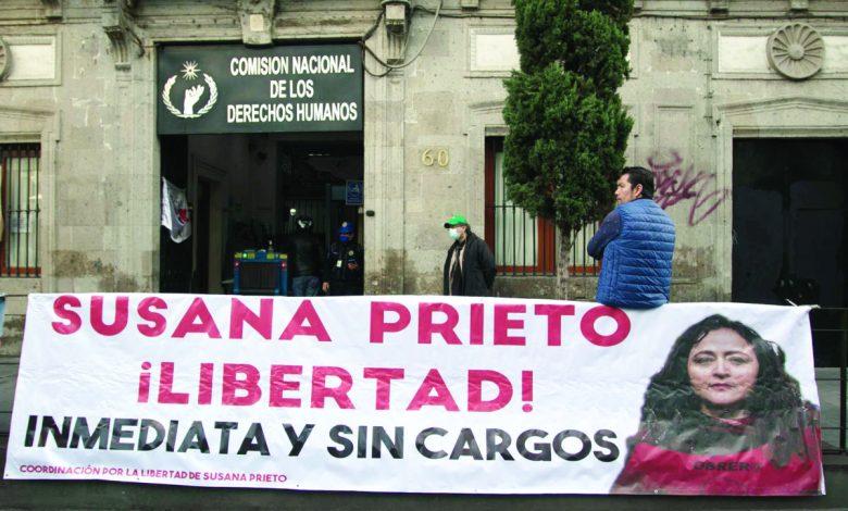 """Photo of """"Soy una perseguida política"""""""