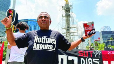 Photo of Por huelga ignorada, Notimex: gran ausente en informe presidencial