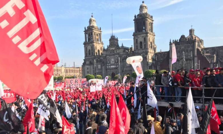 Photo of CT suspende celebración del 1 de mayo en el Zócalo