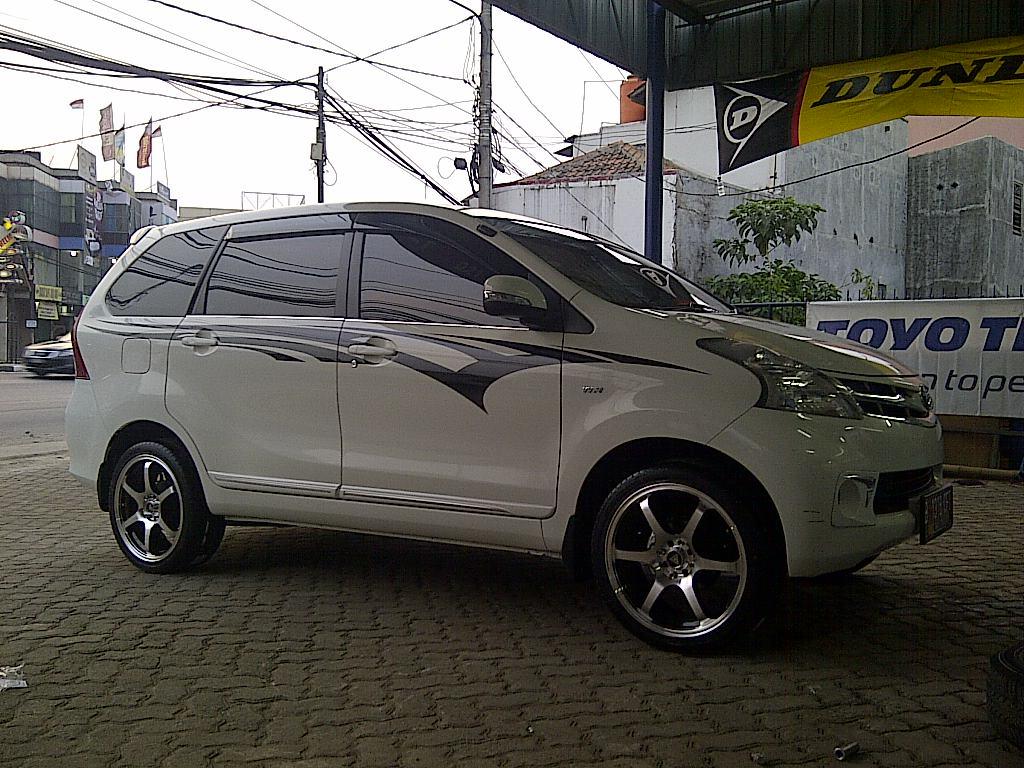 grand new avanza modif velg all agya trd 2018 92 2017 modifikasi mobil