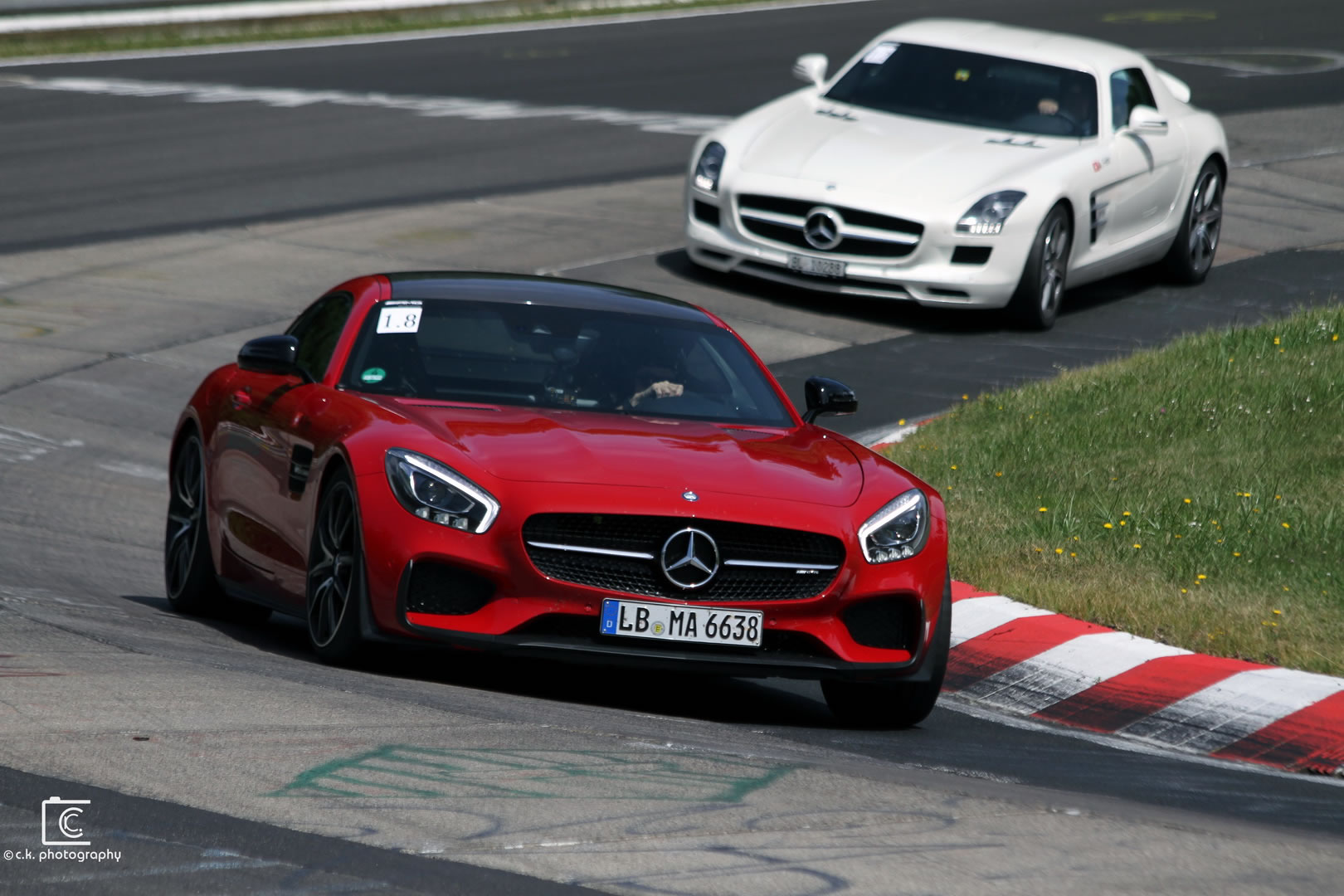 New Vs Old Mercedes Amg Gts And Sls At Nordschleife