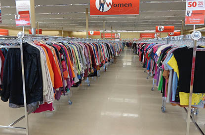 thrift second hand stores