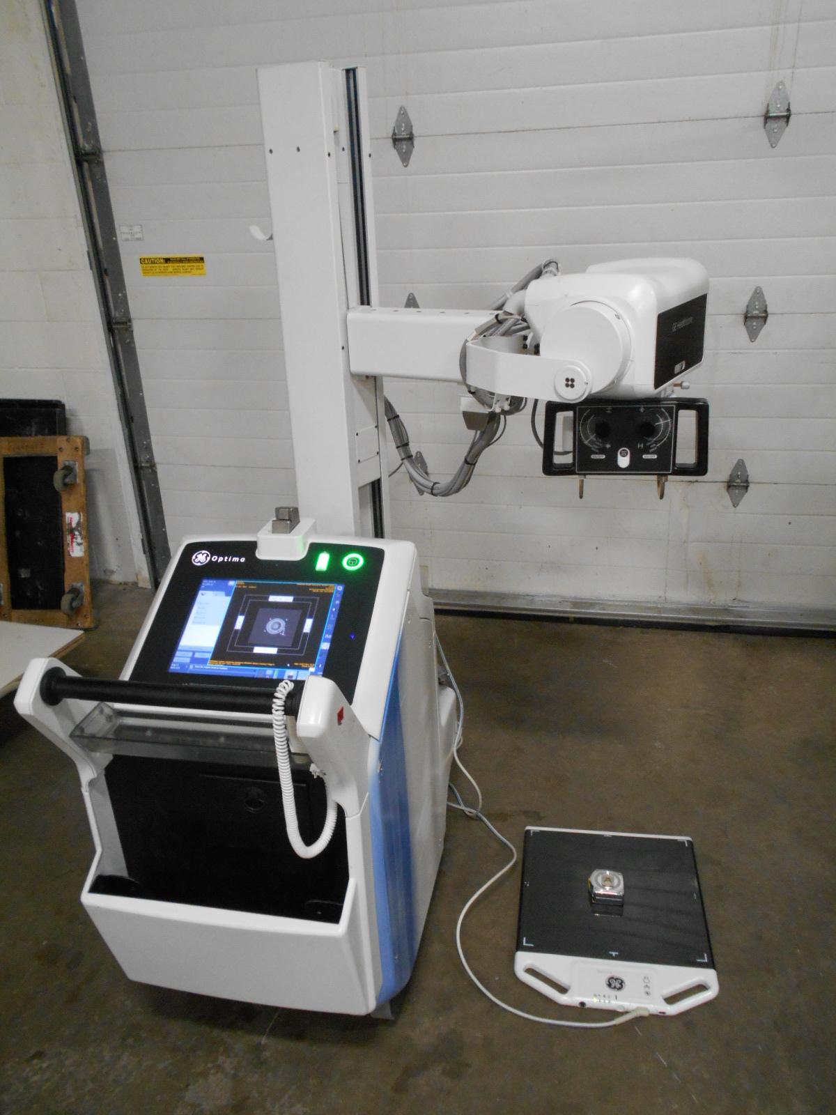 Ge Optima Xr220 Amx Portable Rsti Exchange Engineered