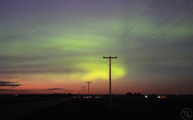 Northern Lights High Prairie