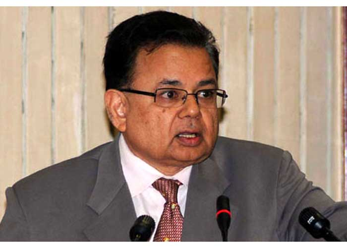 Justice Dalveer Bhandari, former Supreme Court judge and Indian nominee of the International Court of Justice.