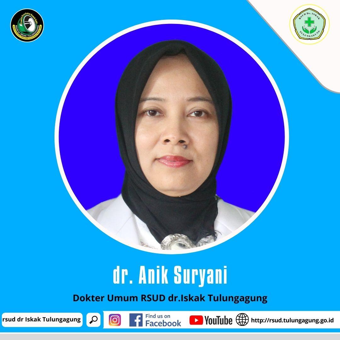 dr. ANIK SURYANI